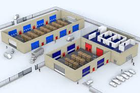 Assembly Line Design Manufacturing Logistics The Backbone Of Assembly Line