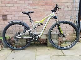 Specialized Camber 29er Full Suspension Mountain Bike Size Medium In Stafford Staffordshire Gumtree