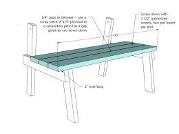 6 picnic table plans picnic table plans converts benches