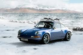 Who Designed The Porsche 911 Singer Vehicle Design The Ultimate Porsche 911 Comes From