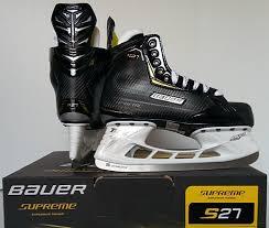 Bauer Lil Angel Skates Size Chart Bauer Supreme S27 Senior Ice Hockey Skates Sr