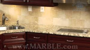 Santa Cecilia Granite Kitchen Santa Cecilia Granite Kitchen Countertops Iii Marblecom Youtube