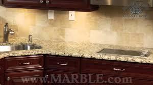 Wonderful Santa Cecilia Granite Kitchen Countertops III | Marble.com   YouTube