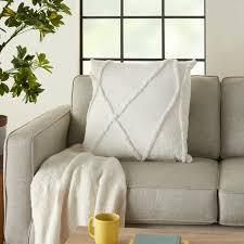 throw pillows cotton throw pillow