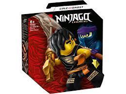 LEGO® NINJAGO 71733 Battle Set: Cole vs. Geisterkämpfer