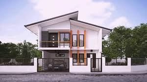 modern asian house designs and floor plans