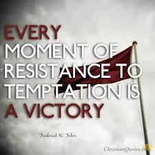 Christian Quotes On Victory Best Of Frederick W Faber Quote There's Victory In Resistance To