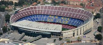 Camp Nou Stadium Seating Chart Camp Nou F C Barcelona Travel Guide Football Tripper