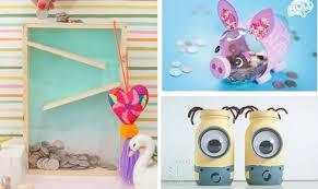 17 easy diy piggy bank ideas for kids