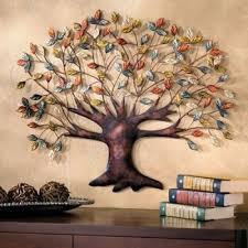 large ancient tree of life wall art decor patio sculpture indoor outdoor s