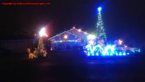 Chico Christmas Tree Lighting Christmas Lights Holiday Display At 1518 E Lassen Ave