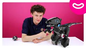 Miposaur <b>WowWee</b> 🤖 <b>Интерактивная игрушка</b> робот | Игрушки ...