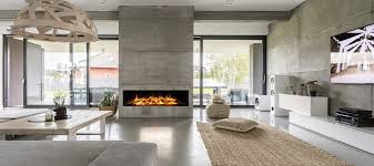 Electric Fireplace Modern Design European Home Introduces New Electric Fireplaces Line