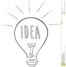 Light Bulb Symbol Copy And Paste Drawing Idea Light Bulb Concept Creative Design Stock