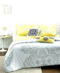 yellow and grey bed set 5 piece comforter and duvet cover sets apartment bedding bed yellow yellow and grey bed set