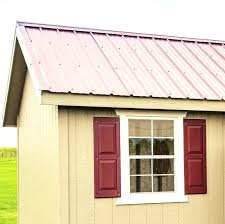 amish metal roofing also pros and cons of for sheds gazebos barns iowa a53