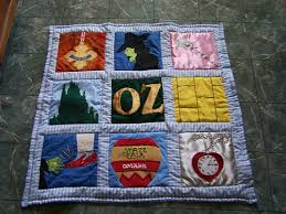 Aw I want to make this for my little one's nursery that I'm ... & Wizard of OZ Quilt by blondeheroine Adamdwight.com
