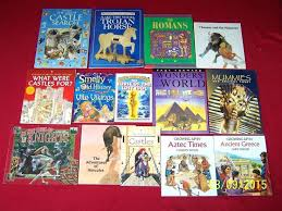 14 middle ages history books castles vikings aztec hercules knights