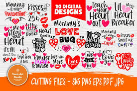 Download them for free and start now your diy projects with these free vectors. Valentine S Bundle Svg Cut Files For Crafters Kids Svg 460597 Cut Files Design Bundles