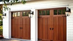 garage door wont stay down open