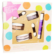 luna star naturals klee s natural mineral makeup kit glorious afternoon 4