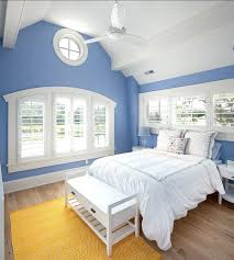 Blue And White Bedroom Ideas Cool Blue Bedroom Love The Framing Around The  Window Furniture Decorating