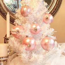 Decorating Christmas Tree With Balls 100 Ethereal White Christmas Tree Decoration Ideas That Are Hard 58