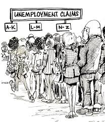 Image result for unemployment clipart