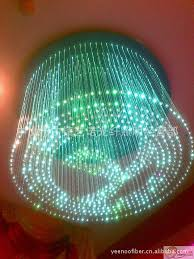 Optic Arts Lighting Bright Plastic Fiber Optics Arts Connaught Circular With