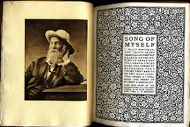 Image result for song of myself
