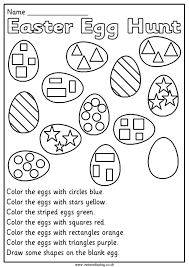 Easter Worksheets Free Worksheets for all | Download and Share ...