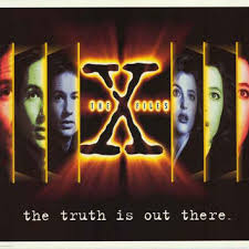 the truth is out there x files on