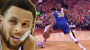 Steph Curry Cries After Seeing Kevin Durant's Achilles Injury At NBA ...
