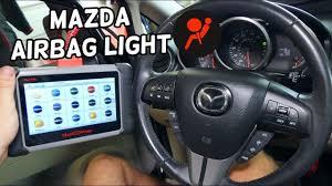 Why Airbag Light Is On Mazda 2 3 5 6 Cx 3 Cx 5 Cx 7 Cx 9 Mx 5 Miata