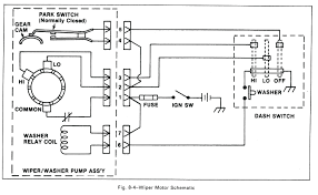 1966 chevy impala wiper wiring wiring library wiring diagram wiper motor