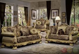 Queen Anne Style Living Room Furniture Victorian Sitting Room Brilliant Living Room With Black Gold And