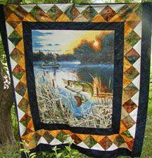 Kits and More - quilts with panels | Disappearing 9 Patch carrie ... & Kits and More - quilts with panels Adamdwight.com