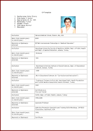 Resume Format For Job Application For Download Resume Ixiplay