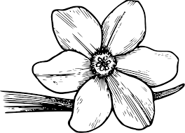Small Picture Coloring Pages For Kids Flowers Free Coloring Pages Pages With