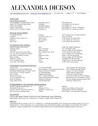 Stagehand Resume Examples resume Stagehand Resume Examples Stagehand Resume 9