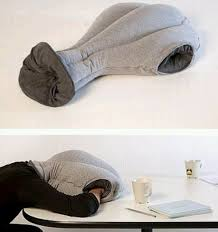 office sleeping pillow. ostrich pillow office the nap car everywhere nod off to sleep sleeping