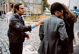 françois truffaut his alter egos and his brown leather jacket