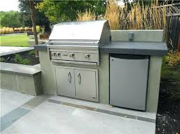 stainless steel outdoor refrigerator grill simple built in barbecues landscape architecture walnut creek bull refrig