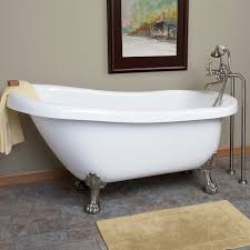 bathtub refinishing can save you cash georgia tub and tile intended for clawfoot tub refinishing affordable