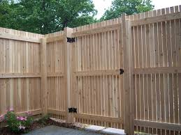 10 simple modern fence gate designs