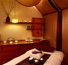 Contemporary Hospitality Interior Design of Elemis Day Spa, London UK