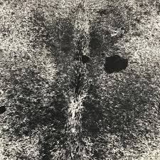 black and white speckled cowhide rug in excellent condition for in saint louis mo