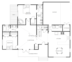 the best house floor plans drawing free