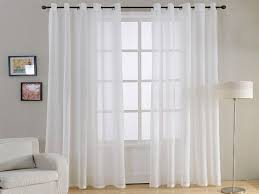 White Bedroom Curtains Unique Modern Plain White Sheer Curtains For Living  Room Bedroom Voile Tulle Window Curtains For