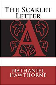 Scarlet Letter Book Cover The Scarlet Letter Amazon Co Uk Nathaniel Hawthorne 9781512090567